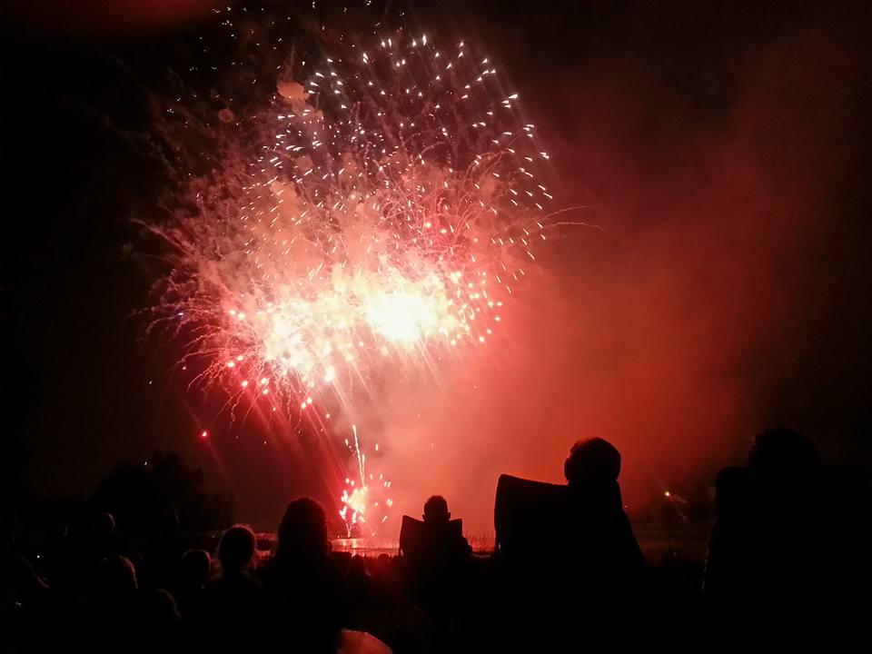 Big Bang Boom Fireworks at Skyview