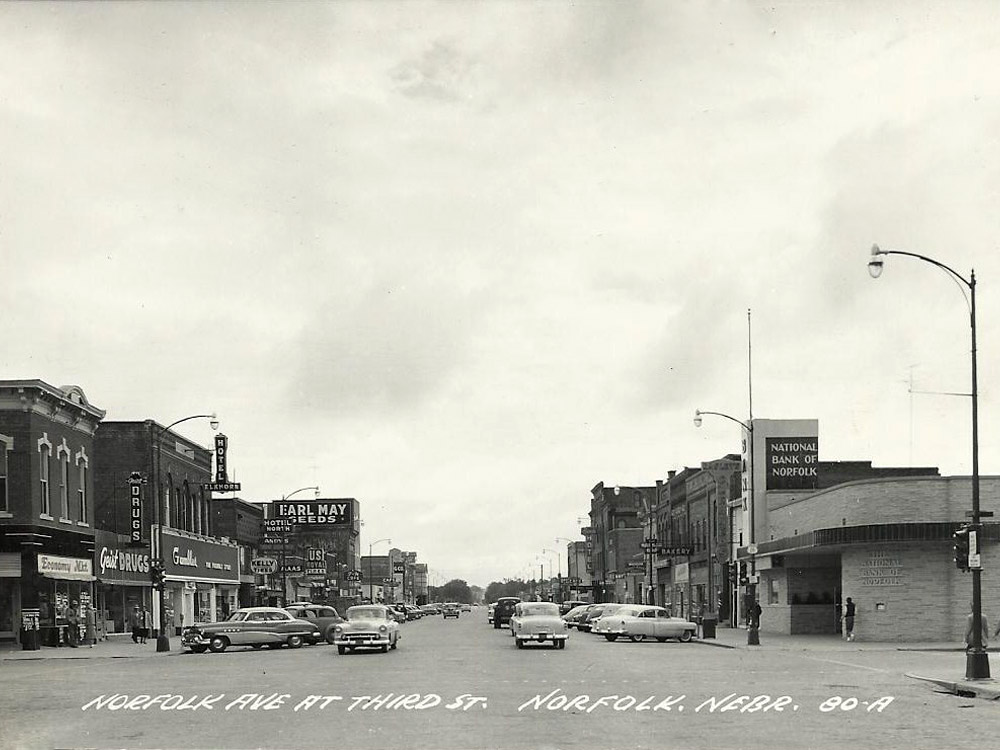 Norfolk Nebraska Photos