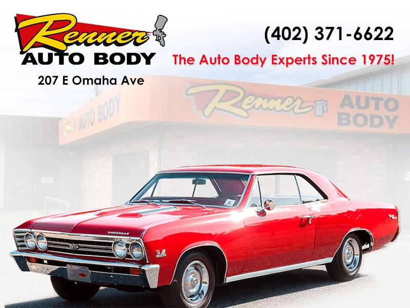 Renner Auto Body Norfolk, NE business featured photo