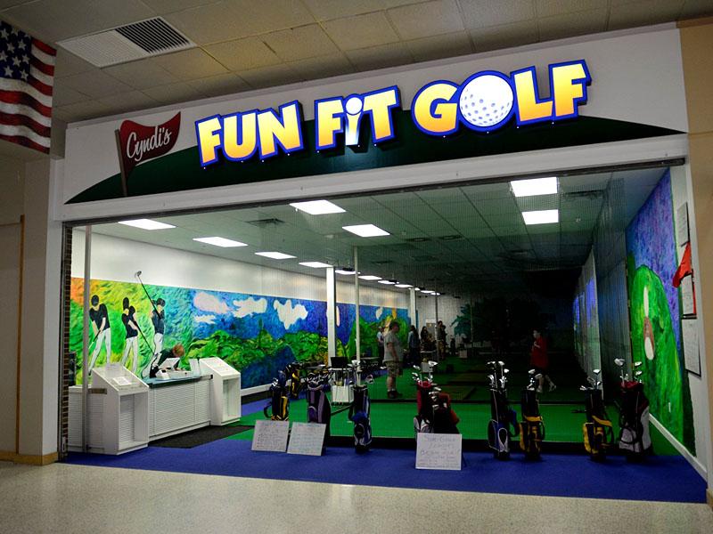 Cyndi's Fun Fit Golf Norfolk, NE business featured photo
