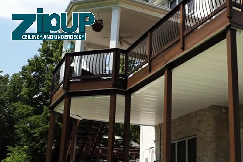 Ideal HTML Web Design for a deck ceiling manufacturer in Warren, MI