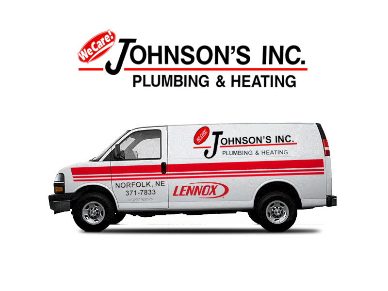 Ideal HTML Web Design for a plumber and HVAC company in Norfolk, NE