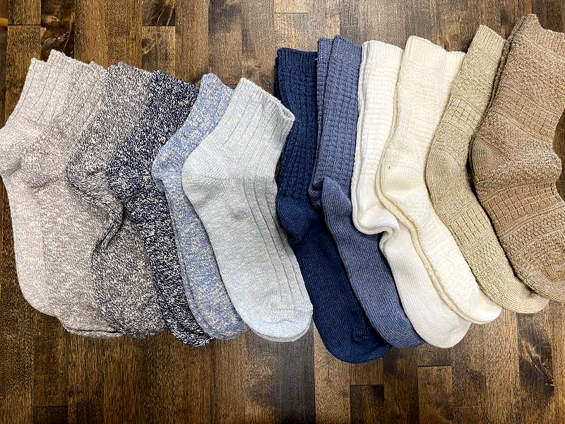 Unhinged Boutique Get ready for Comfy Sock Season at Unhinged Boutique, a clothing store for women and kids!