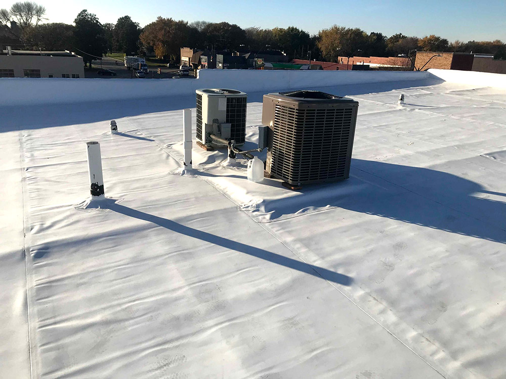 Northeast Nebraska Energy Systems, Inc. Single Ply Membrane Roofing - Commercial Roofing Services - NENES, Inc. in Norfolk, Nebraska