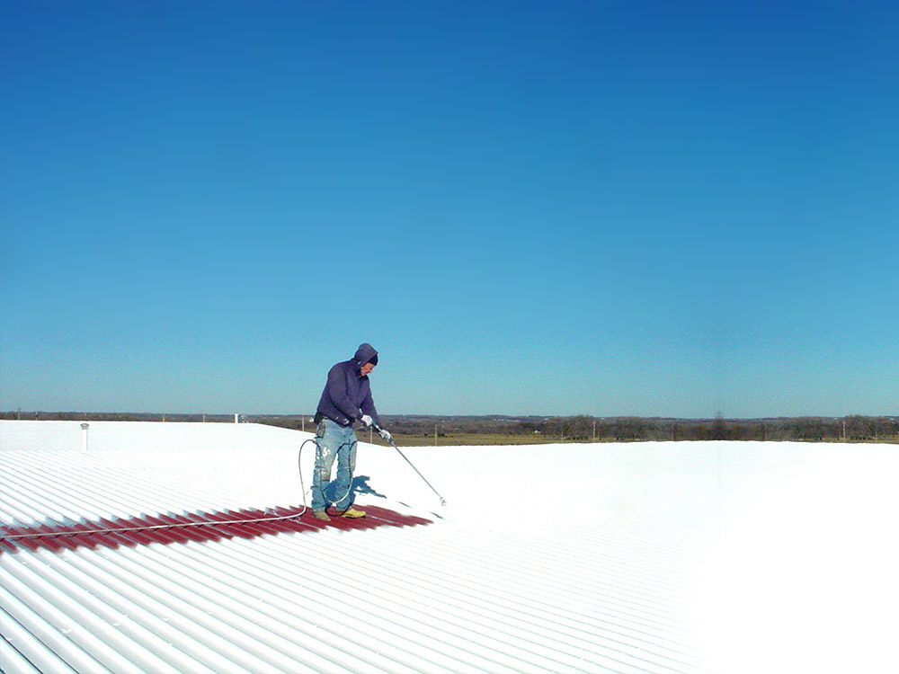 Northeast Nebraska Energy Systems, Inc. Full Metal Roof Restoration and Coating Systems - Commercial Roofing Services - NENES, Inc. in Norfolk, Nebraska