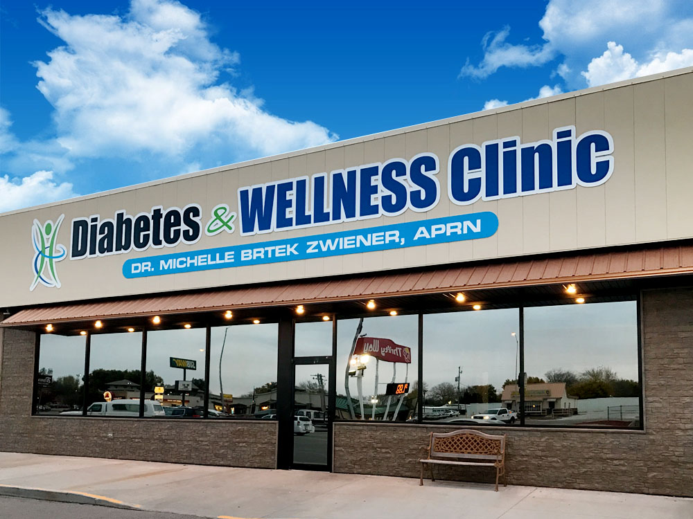 Diabetes and Wellness Clinic Diabetes and Wellness Clinic - Next to Lou's Thrifty-Way