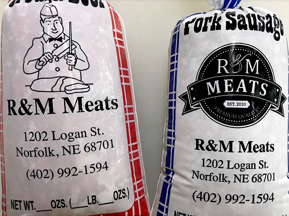 R & M Meats Ask us about custom meat processing.