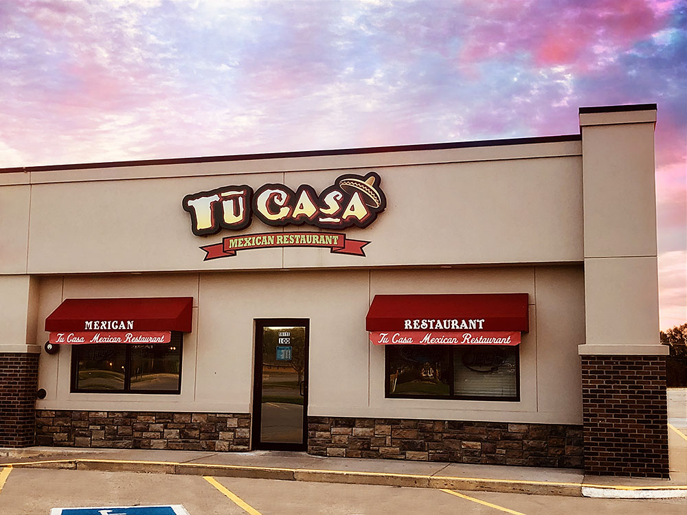 Tu Casa Mexican Restaurant Tu Casa Mexican Restaurant on Riverside Blvd