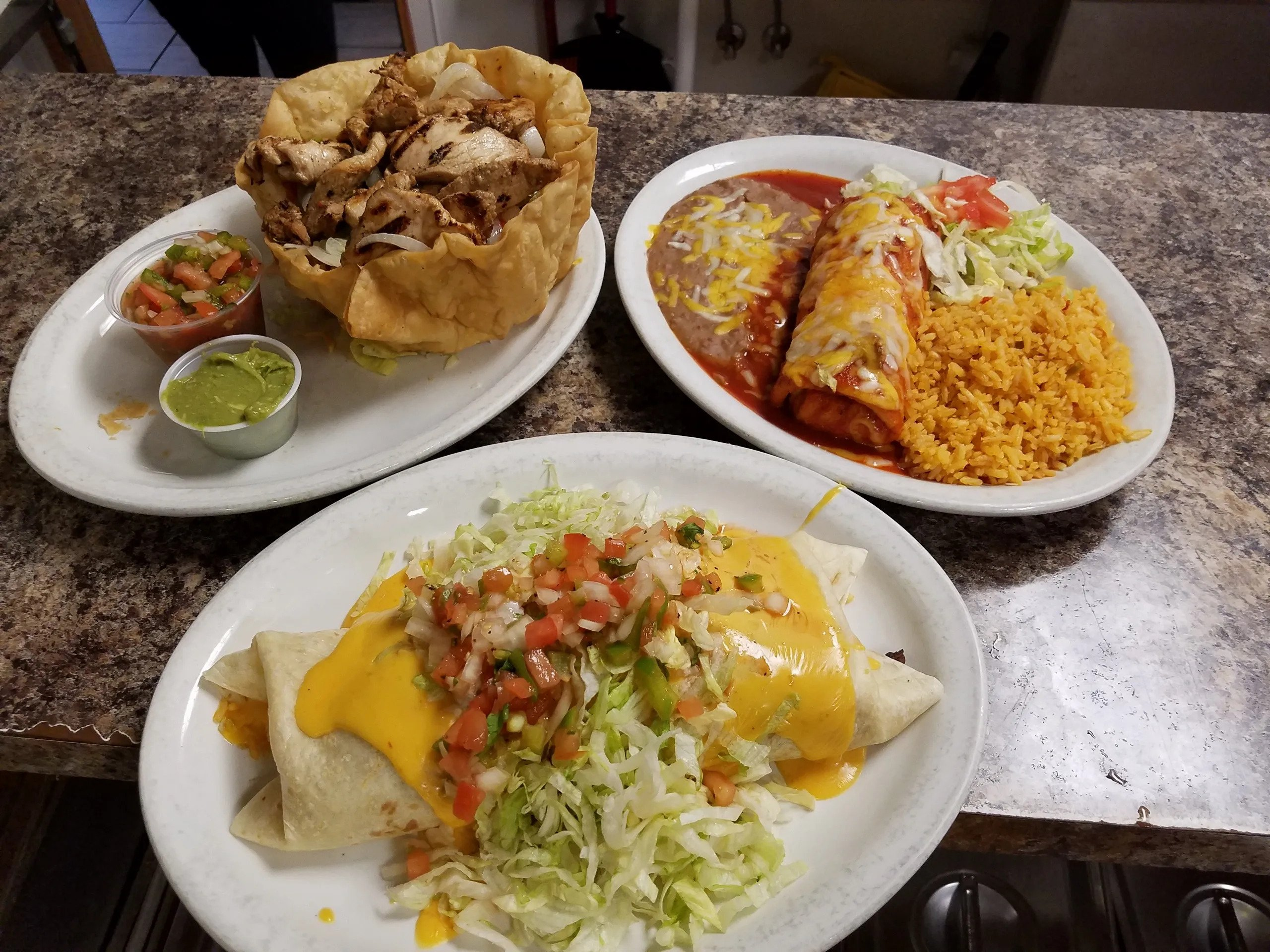 Tu Casa Mexican Restaurant Authentic Mexican Food