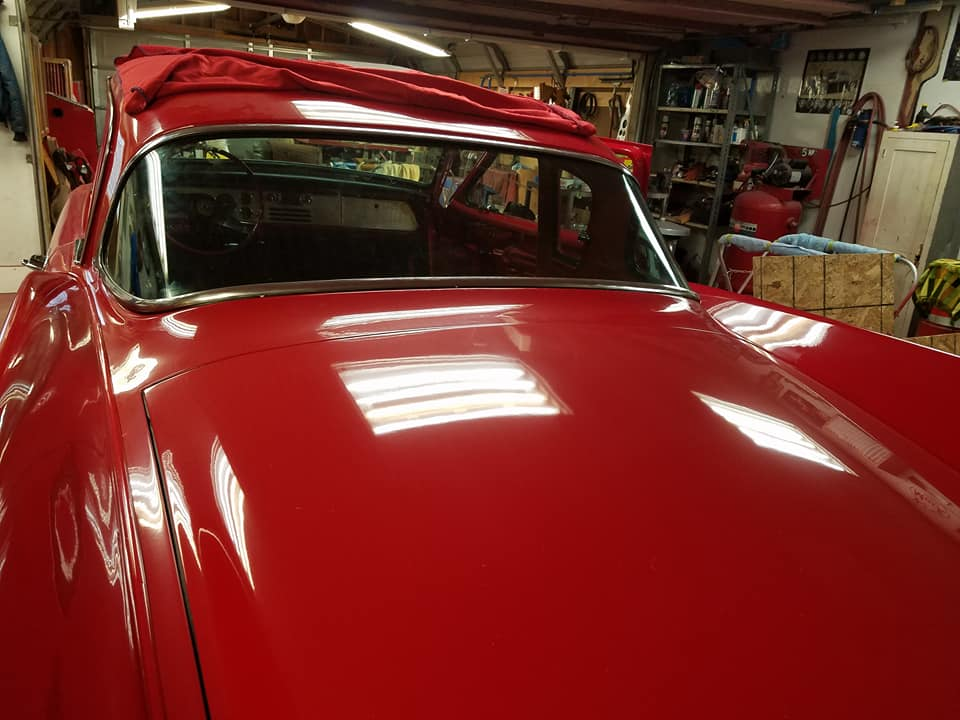 The Windshield Doctors Classic car windshield replacement