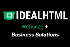 Ideal HTML - Local Business Ad in Norfolk, NE